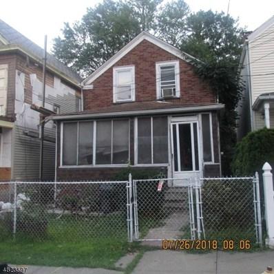297 Sherman St, Passaic City, NJ 07055 - MLS#: 3493888