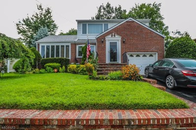 34 Academy Ter, Linden City, NJ 07036 - MLS#: 3493940