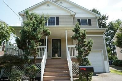 1309 Grant Ave, Plainfield City, NJ 07060 - MLS#: 3494115