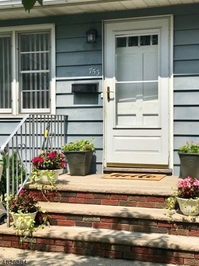 753 Morton St, East Rutherford Boro, NJ 07073 - MLS#: 3494281