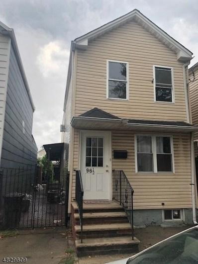 96 Komorn St, Newark City, NJ 07105 - MLS#: 3494352