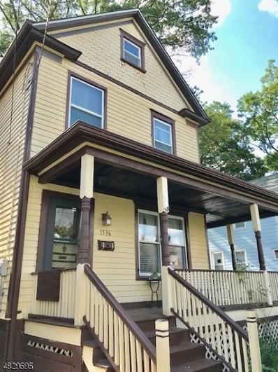 1536 Campbell St, Rahway City, NJ 07065 - MLS#: 3494420