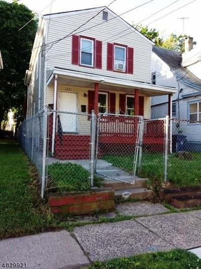 1221 W 3RD St, Plainfield City, NJ 07063 - MLS#: 3494616