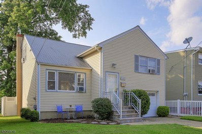 543 Monmouth Ave, Linden City, NJ 07036 - MLS#: 3495178