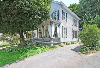 11 Park Ave, Flemington Boro, NJ 08822 - MLS#: 3495395