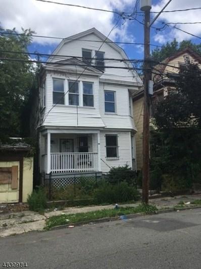 43 Grace St, Irvington Twp., NJ 07111 - MLS#: 3495627