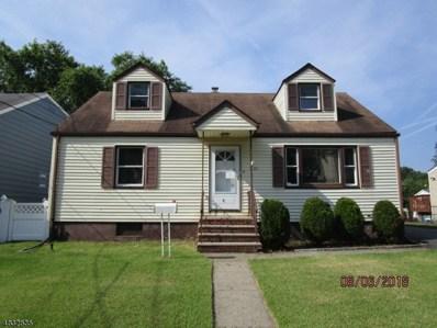 41 Frances St, Clifton City, NJ 07014 - MLS#: 3497046