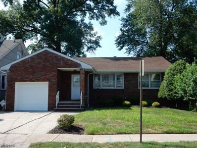 118 Rosewood Ter, Linden City, NJ 07036 - MLS#: 3497185