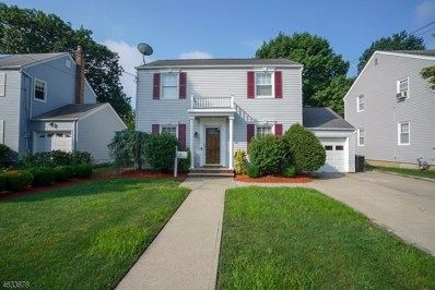 448 Stratford Rd, Union Twp., NJ 07083 - MLS#: 3498161