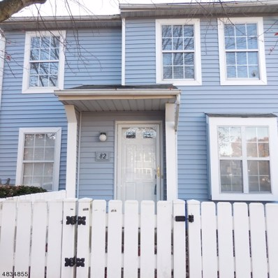 82 Almond Dr UNIT 82, Franklin Twp., NJ 08873 - MLS#: 3499060