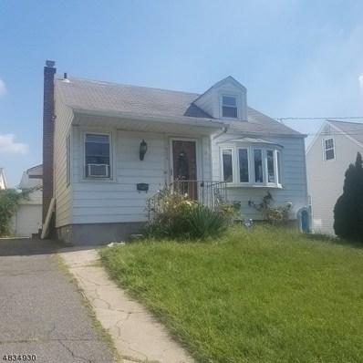 524 Garfield St, Linden City, NJ 07036 - MLS#: 3499130