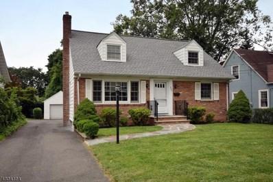 380 Ridgeview Ave, Scotch Plains Twp., NJ 07076 - MLS#: 3499150