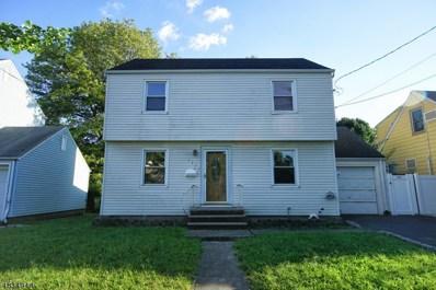 1713 N Stiles St, Linden City, NJ 07036 - MLS#: 3499235