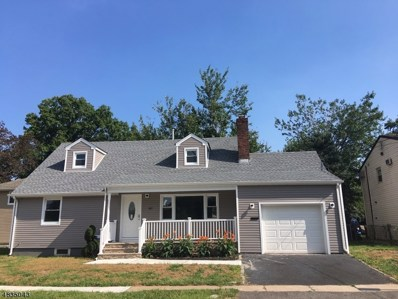 827 Lafayette Ave, Union Twp., NJ 07083 - MLS#: 3499255