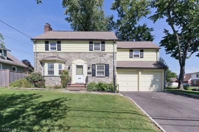 406 Pine Ave, Garwood Boro, NJ 07027 - MLS#: 3499272