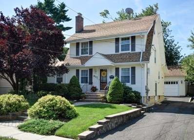 932 Grandview Ave, Westfield Town, NJ 07090 - MLS#: 3499562