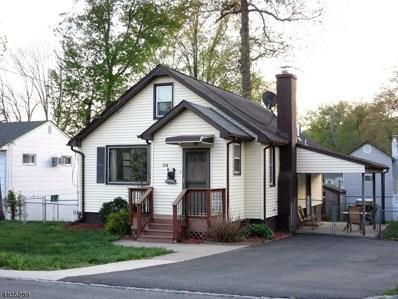 39 Delanco Dr, Parsippany-Troy Hills Twp., NJ 07054 - MLS#: 3499787