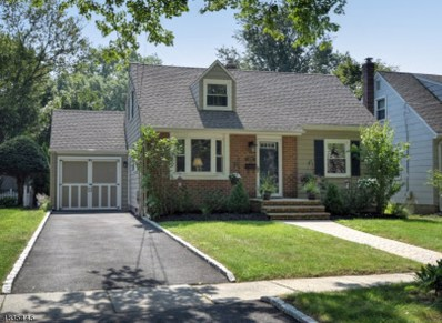 2088 Nicholl Ave, Scotch Plains Twp., NJ 07076 - MLS#: 3500020