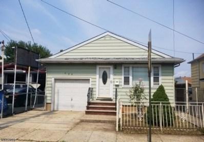 431 S 5TH St, Elizabeth City, NJ 07206 - MLS#: 3500201