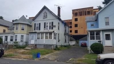 26 North  Burnet St, East Orange City, NJ 07017 - MLS#: 3500405