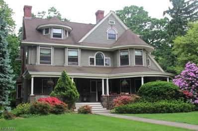 86 Porter Pl, Montclair Twp., NJ 07042 - MLS#: 3500406