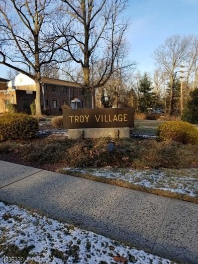 61-B Troy Dr Bldg 8 UNIT B, Springfield Twp., NJ 07081 - MLS#: 3500543