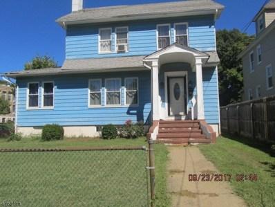 50-52 Clinton Ave, Plainfield City, NJ 07063 - MLS#: 3500964