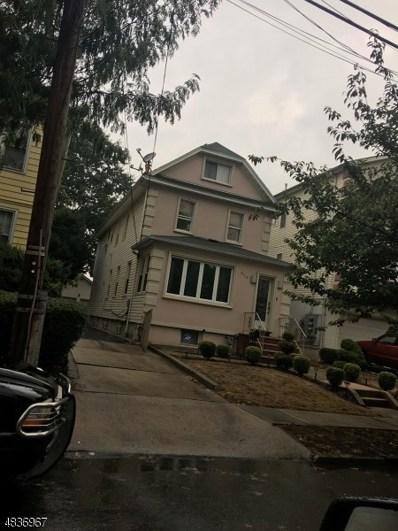 828 Van Buren Ave, Elizabeth City, NJ 07201 - MLS#: 3501108
