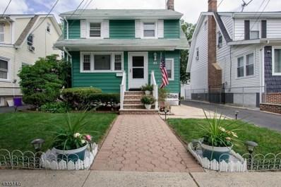 83 Waldo Ave, Bloomfield Twp., NJ 07003 - MLS#: 3501182