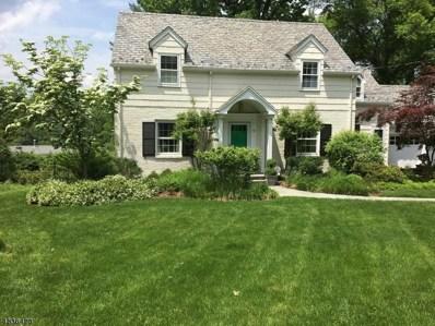 40 Colonial Way, Millburn Twp., NJ 07078 - MLS#: 3501411