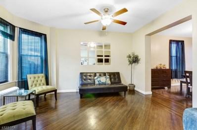 54 Eaton Pl, East Orange City, NJ 07017 - MLS#: 3501424