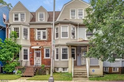 52 Eaton Pl, East Orange City, NJ 07017 - MLS#: 3501428