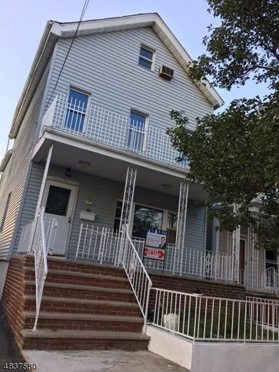41 Orchard St, Elizabeth City, NJ 07208 - MLS#: 3501671