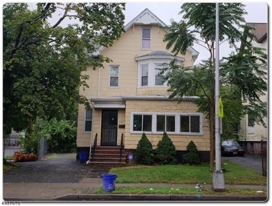 492 Prospect St, East Orange City, NJ 07017 - MLS#: 3501762