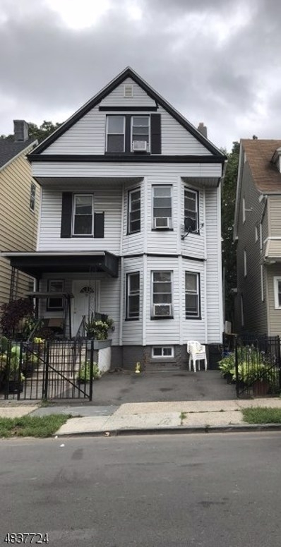 112 N 16TH St, East Orange City, NJ 07017 - MLS#: 3501827