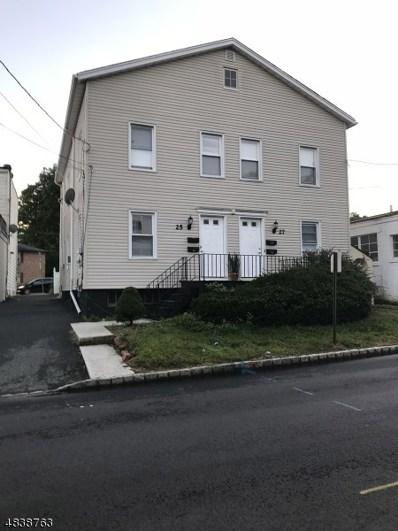 25-27 Pine St, Verona Twp., NJ 07044 - MLS#: 3502782