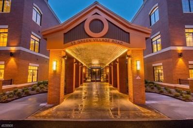 33 Green Village Rd UNIT 3307, Madison Boro, NJ 07940 - MLS#: 3502815