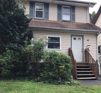 4-6 Vailsburg Ter, Newark City, NJ 07106 - MLS#: 3504055