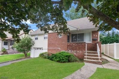 93 Ethel St, Woodbridge Twp., NJ 08840 - MLS#: 3504513