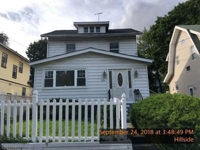 1456 Bond St, Hillside Twp., NJ 07205 - #: 3505253