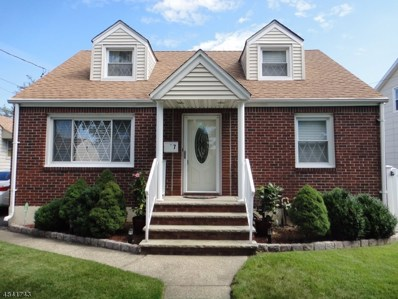 7 Church St, Elmwood Park Boro, NJ 07407 - MLS#: 3505587