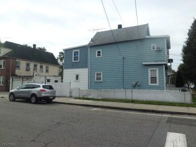 361 Oak St, Passaic City, NJ 07055 - MLS#: 3505797
