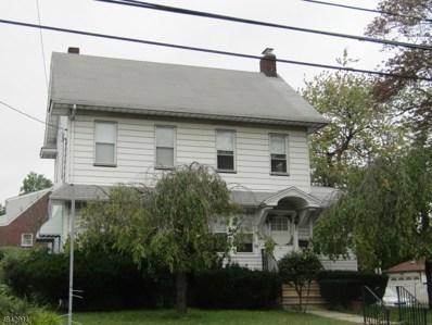 164 Luddington Ave, Clifton City, NJ 07011 - MLS#: 3506789