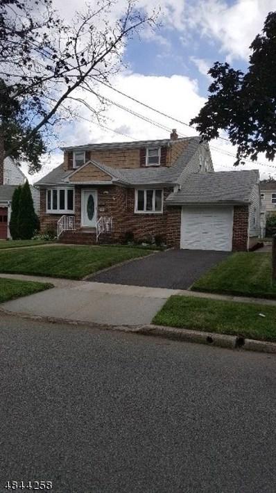 816 Keep St, Linden City, NJ 07036 - MLS#: 3507915