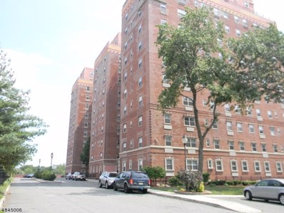 70 S Munn Ave Unit 704 UNIT 704, East Orange City, NJ 07018 - MLS#: 3508645
