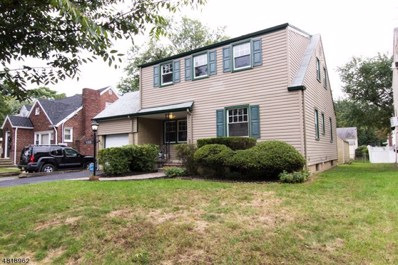 138 Pineview Ter, Plainfield City, NJ 07062 - MLS#: 3508859