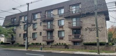 190 Morris Ave Unit 2E UNIT 2E, Springfield Twp., NJ 07081 - MLS#: 3509117