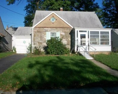 2090 Prospect St, Rahway City, NJ 07065 - MLS#: 3509414