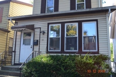 55 Rutgers St, Irvington Twp., NJ 07111 - MLS#: 3509488