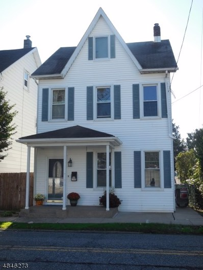 102 Heckman St, Phillipsburg Town, NJ 08865 - MLS#: 3509825